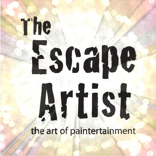 The Escape Artist ─ 無拘無束的繪畫空間