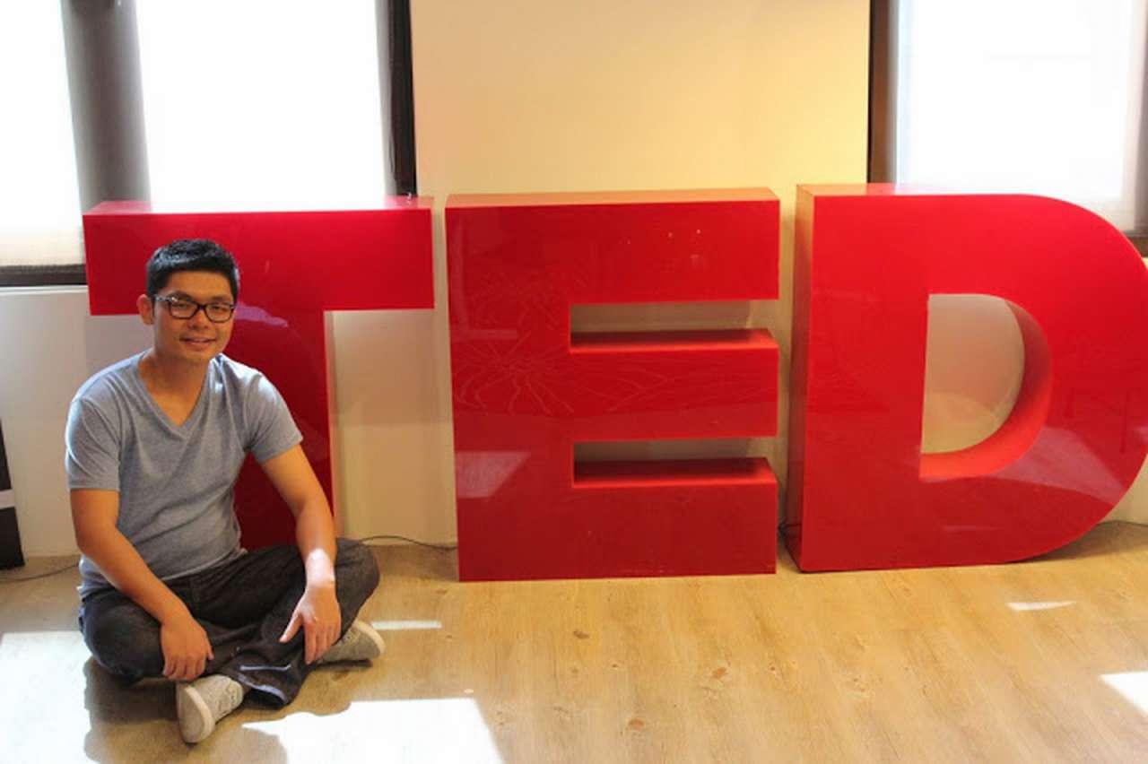 用活動點燃更多可能/專訪 TEDxTaipei 策展人許毓仁 Jason Hsu