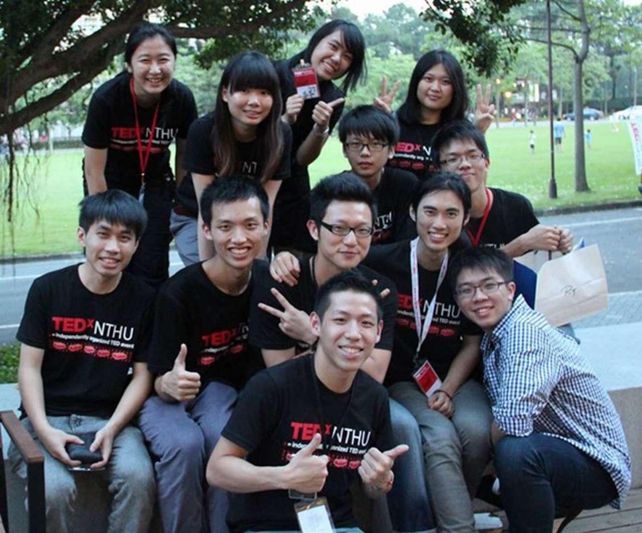 與其坐而言,不如起而行/專訪 TEDxNTHU(清華)策展人邱駿 & 陳奕勳
