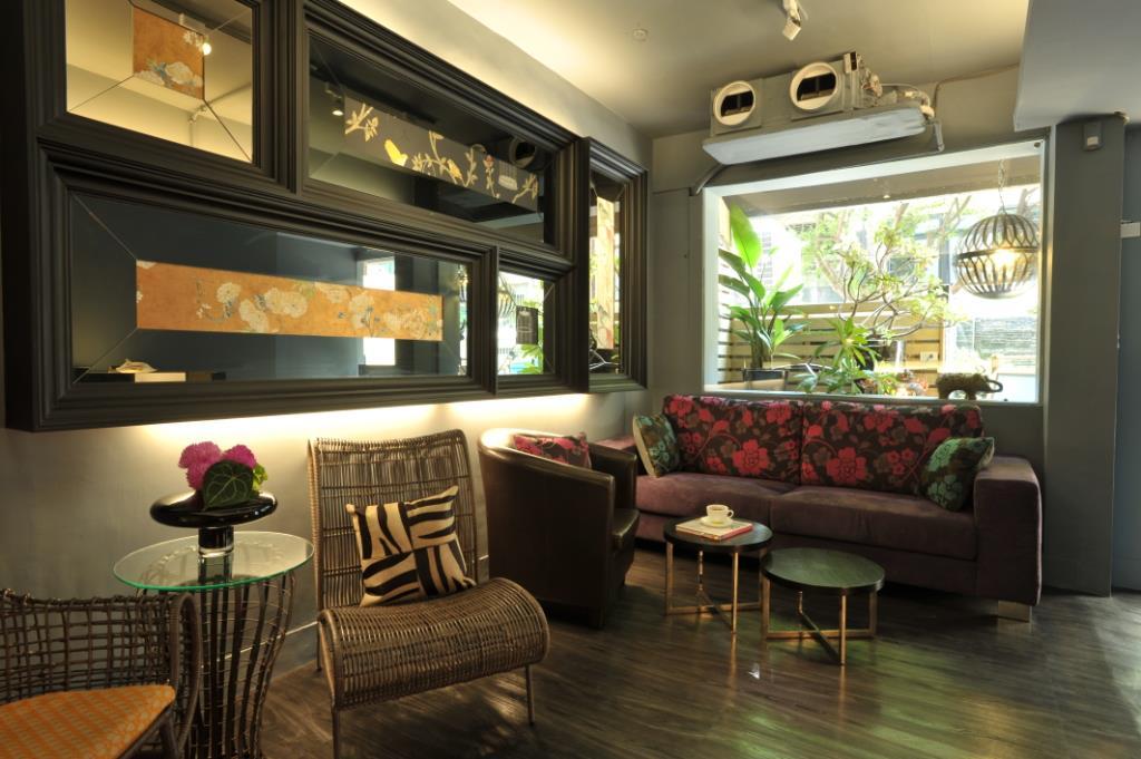 La Design Cafe ─ 設計師的咖啡館