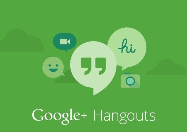 利用 Hangouts 直播,讓活動在網路與現實同時上演!
