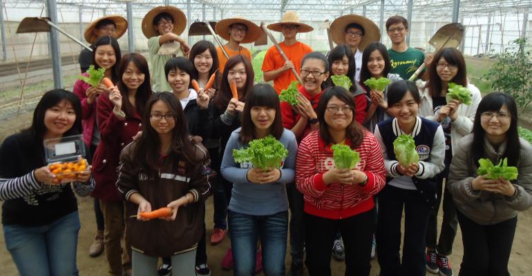 綠光饗宴-創造一個從產地到餐桌的生態圈