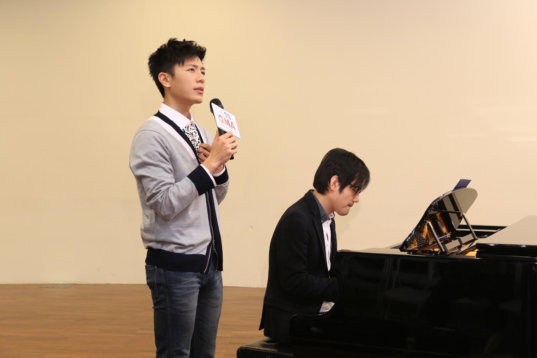 創作歌手韋禮安:校園獻唱《似曾》讓人癡迷