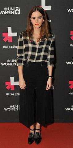Emma Watson Facebook Q&A for IWD