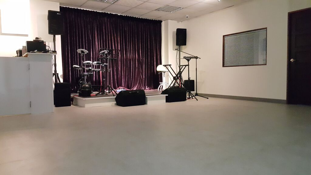 布拉格商演空間:位在新竹音樂表演聖堂