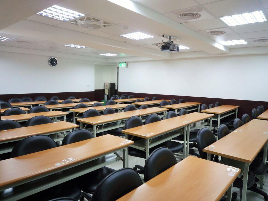 TPE智慧生活學苑:適合教學開課的空間