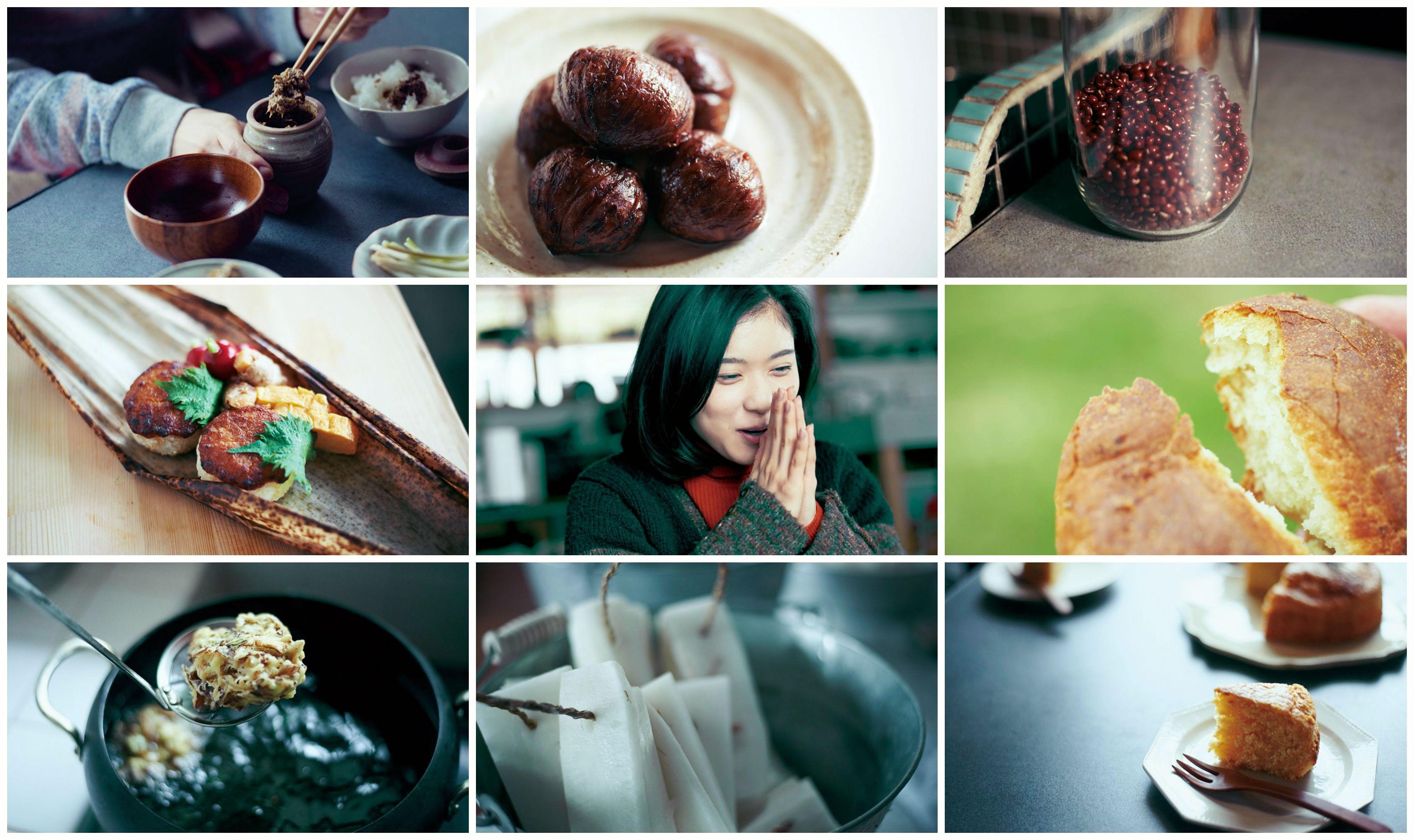 從電影《小森食光/冬春篇》學做幸福料理