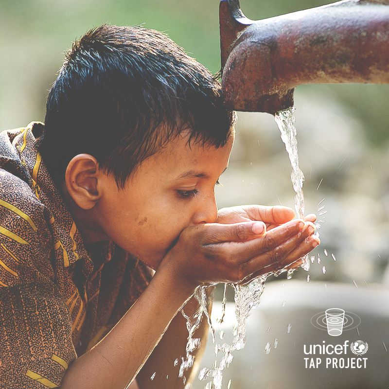 UNICEF Tap Project 01