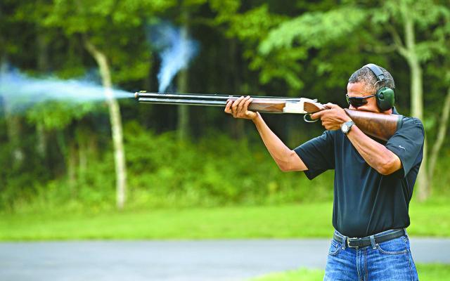 實彈飛靶射擊 攀樹 漆彈  活動達人教你週末怎麼玩!