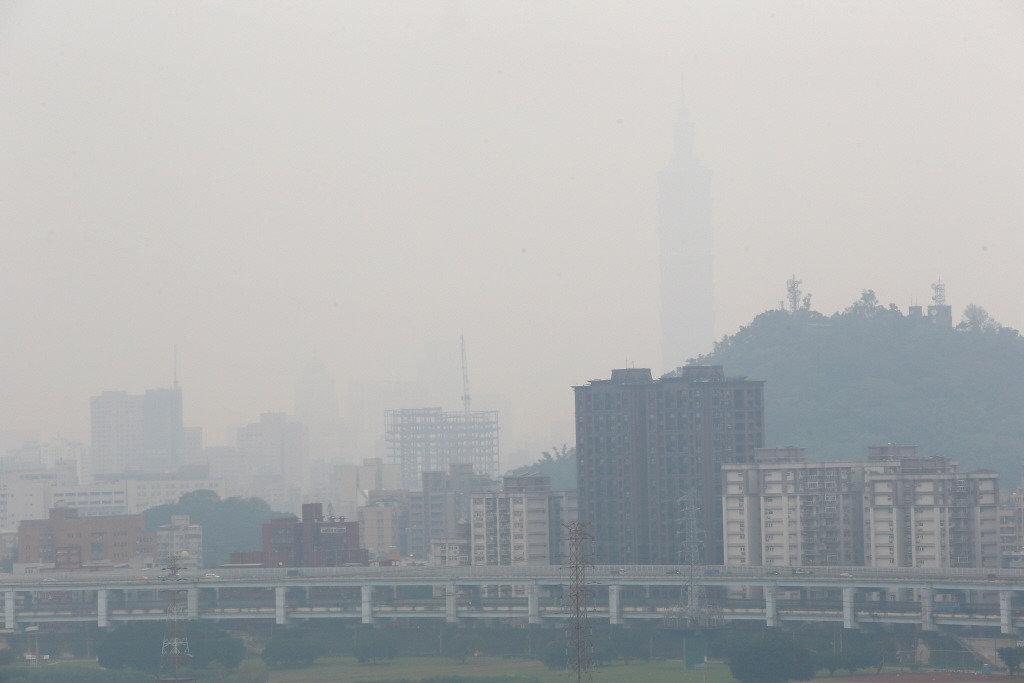大陸霧霾全面壓境!  PM2.5對健康的危害,你了解多少?