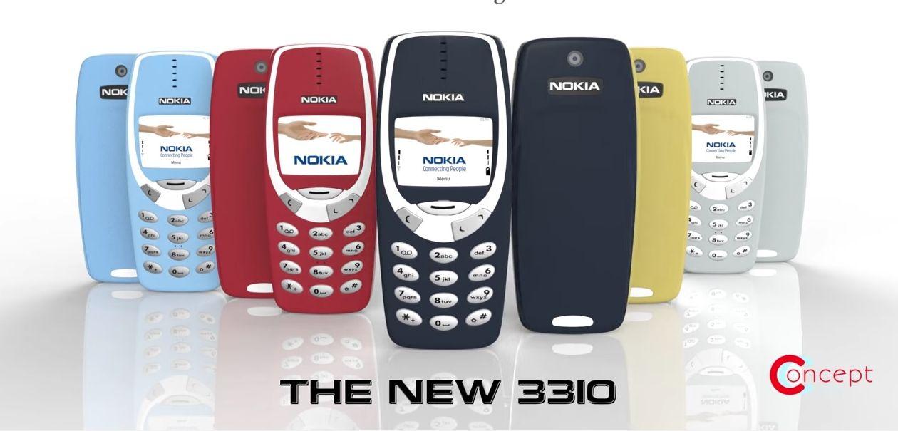神機不死,不死機神 — 新Nokia 3310神機再臨 你買單嗎?