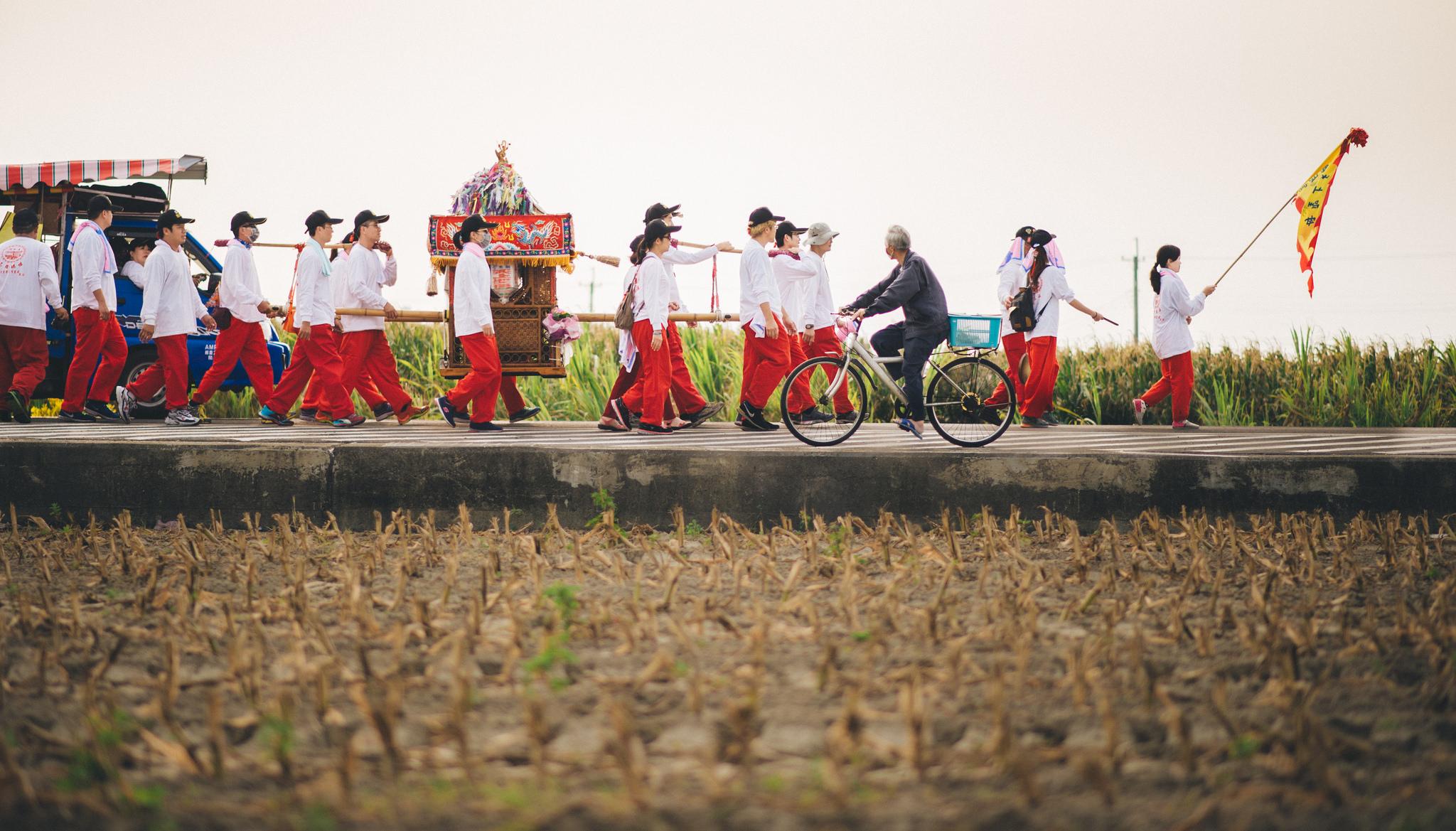 在信仰的道路上,看見台灣最溫暖純樸的人情風景????你所不知的媽祖繞境!