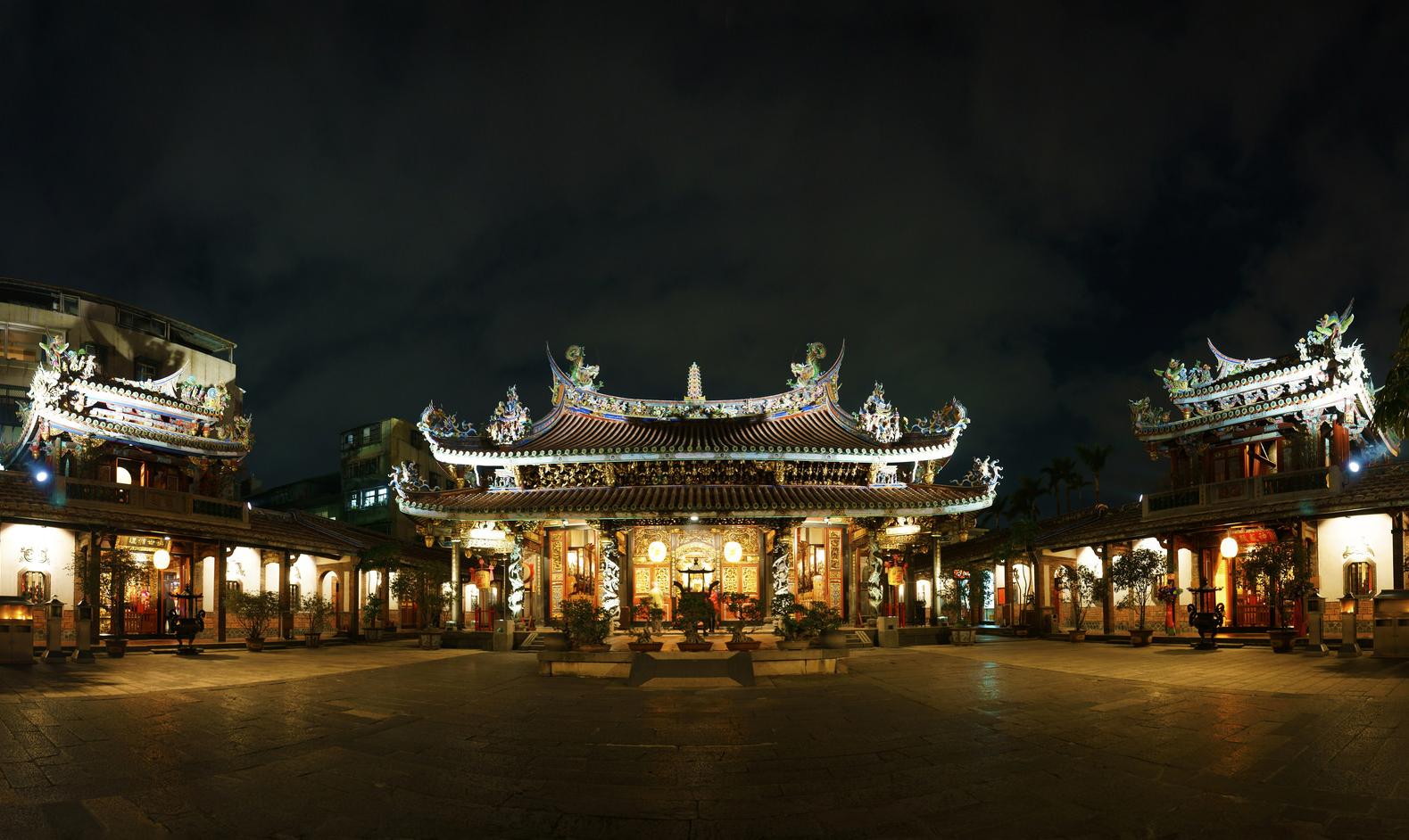不看不知道,一看嚇一跳!歷時2個月,台北最盛大文化慶典????保安文化祭