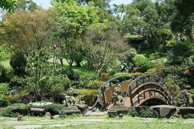 不用到京都也能欣賞日式庭園⛩隱身於淡水的禪修寺院,讓你一秒變日本人