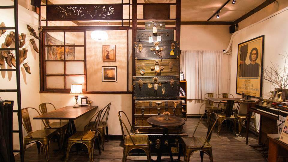 藝文咖必收藏!精選【大稻埕】10家復古咖啡店☕帶你走進濃濃懷舊時光