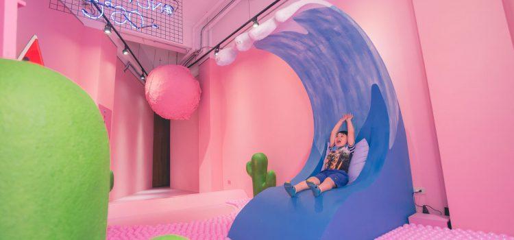 【少女注意】榮登 全球最好玩旅店「紅點文旅」好玩又好拍的粉色世界!