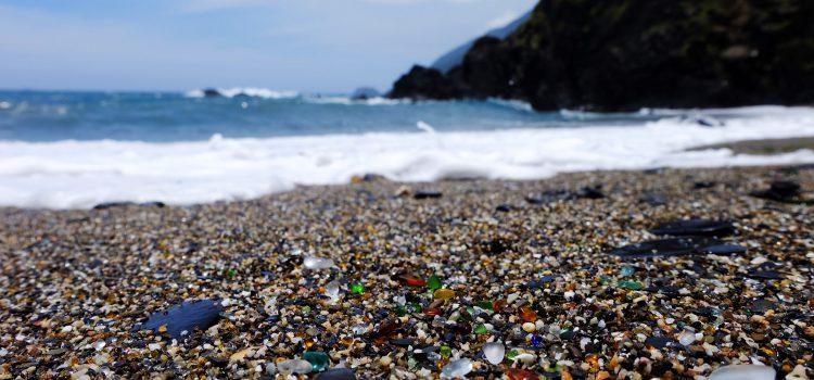 繼「粉鳥林」後 宜蘭最新秘境【琉璃海灘】能發現七彩沙粒!