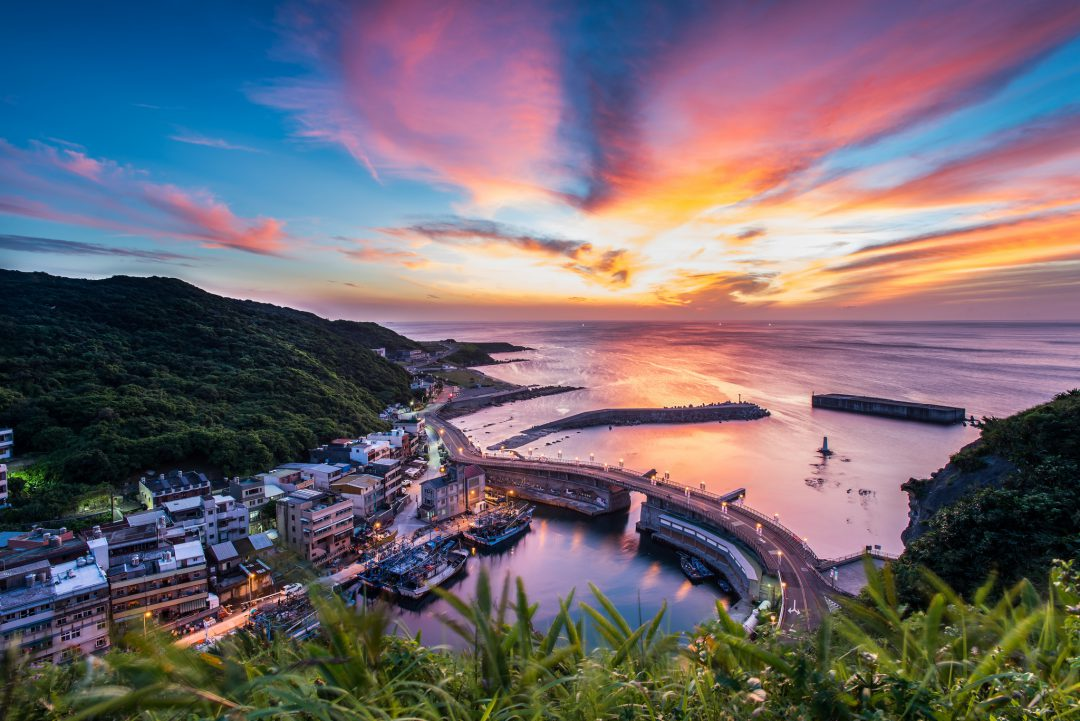 【必拍】風景攝影師私房景點大公開!你不可不知的絕美漁港「長潭里漁港」