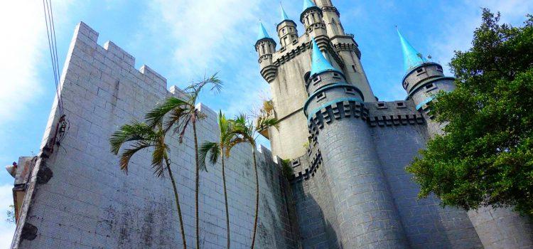 穿越時空旅遊去!全臺3座【廢墟城堡】讓你置身童話世界裡!