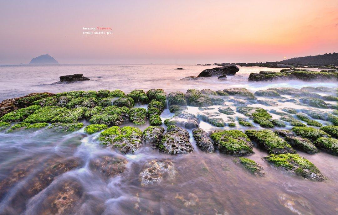 【單身主義。浪潮襲來】最美黃金北海岸!5個「基隆」必去海濱景點大公開