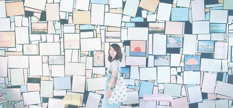隱身雲林的【藝術小漁村】 繽紛磁磚拼貼小屋「成龍集會所」!