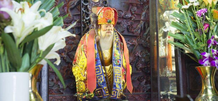【情人節特輯】你拜對了嗎?台南「四大月老廟」大解密!拜月老、求籤一次搞懂!