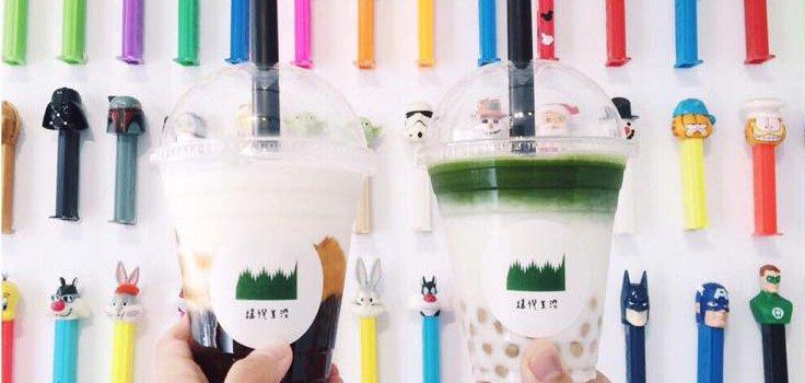 【文青必訪】彰化老屋變身 「端倪咖啡」。繽紛「復古糖罐牆」超好拍!