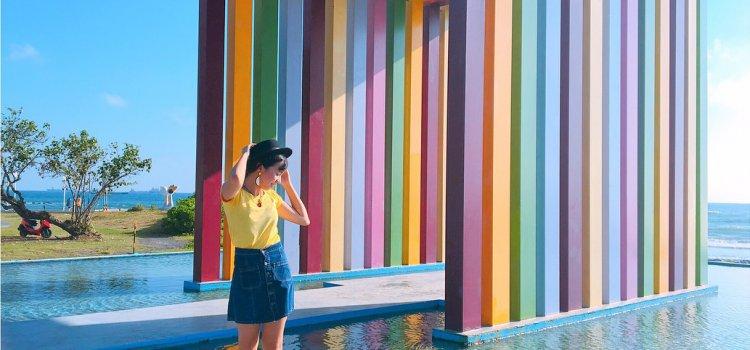 【彩虹控】看這裡!你不可錯過的7個繽紛「彩虹景點」!