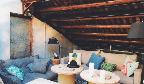 【下班必訪!】閣樓沙發、透天屋頂。發現台北都市叢林中的「閣樓酒館」!