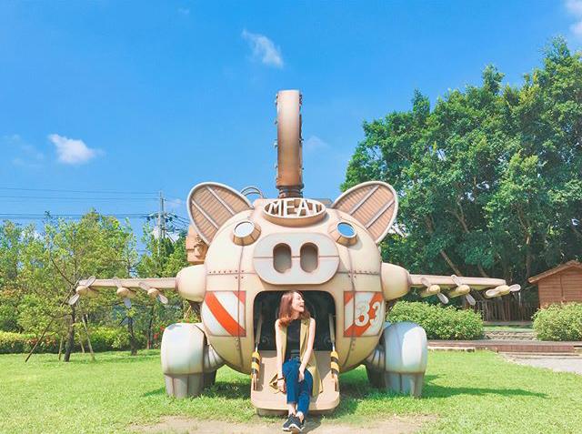 【親子遊好去處】豬肉工場又髒又臭?雲林「良作工場」可愛設計打破刻板印象!