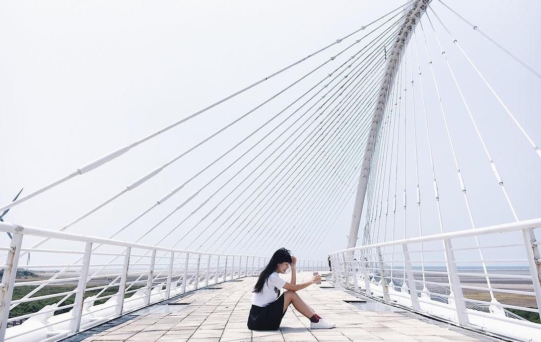 【情侶出遊必備】漫步行走於天空之中,台灣六個 IG 爆紅「橋樑」名單!
