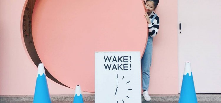 歡迎來到少女的粉色世界!桃園「醒醒Wake Wake工作室」帶你進入2D平面空間。