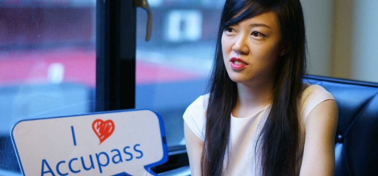 【Accupass專訪】獨立交易員 – Great陳莉婷。台灣女孩變身「華爾街天后」的經典傳奇!