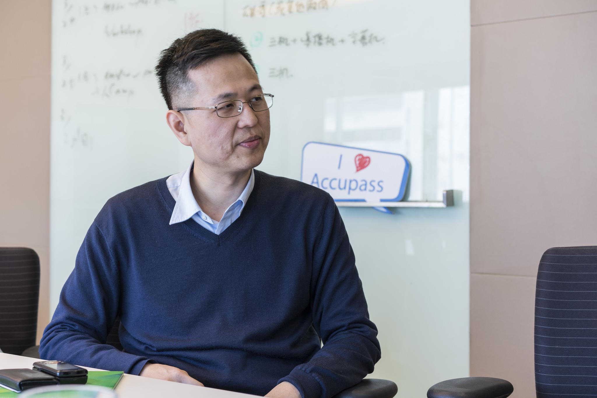 【生活誌專訪】ATCC行政總監-曹立榮。「 當商管學生不是CEO,要如何做到學以致用?」