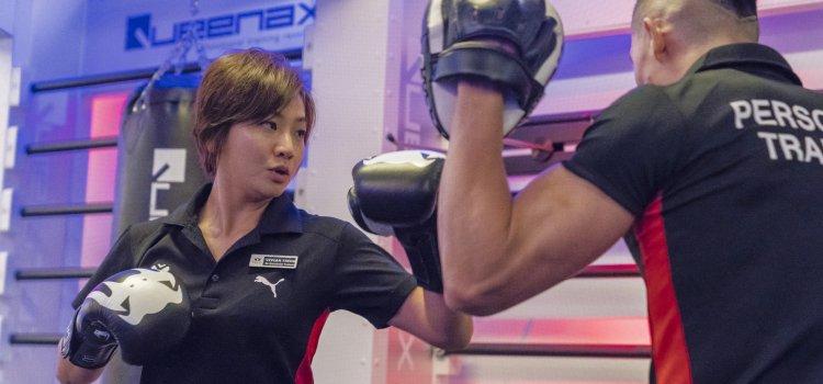 【Accupass專訪】TRUE YOGA.FITNESS教練 – Vivian。從民俗舞蹈轉戰拳擊,健身教練的華麗轉身!
