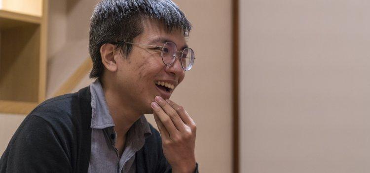 【台北文學獎20週年】專訪 現代詩首獎得主-黃昱嘉。技術導向的工程師詩人