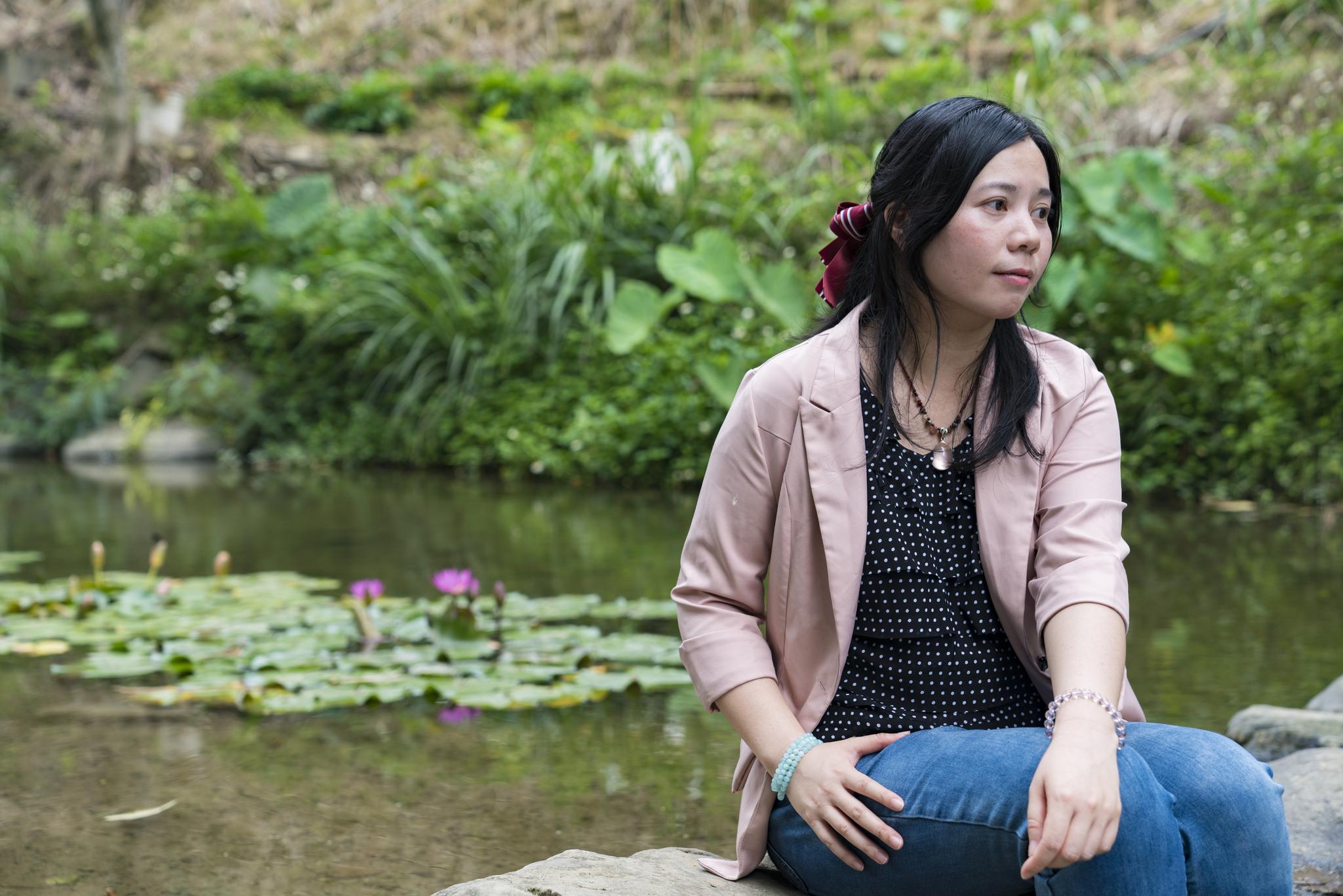 【台北文學獎20週年】專訪 年金得主-廖宣惠。將鳥羽幻化成冊的「飛羽藝術師」