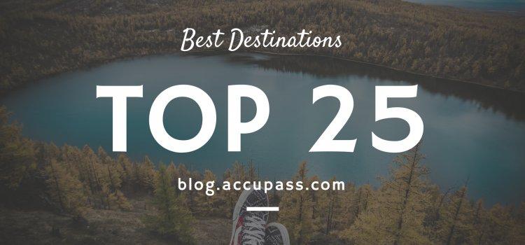 【暑假出國必看】全世界 Top 25 旅遊勝地(上),全球最大旅遊網站 TripAdvisor 掛保證!