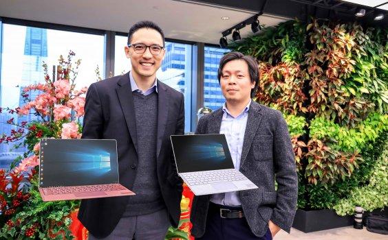 【新聞】尾牙刷臉94狂!台灣微軟攜手活動通 AI刷臉入場
