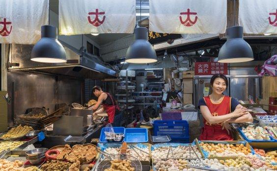 【生活誌專訪】東山水街市場 大豐魚丸。淬煉,十年一劍的萬華精神