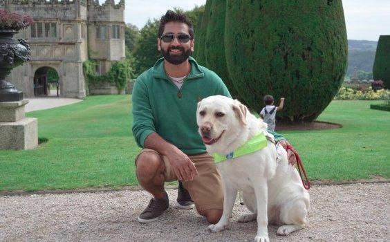 【惠光導盲犬學校】狗狗身上的GoPro,揭露了導盲犬面對的冷漠世界