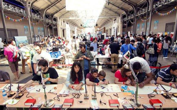 【Maker Faire Taipei】即將開跑:點燃心中Maker魂,用雙手創造改變