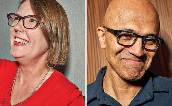 【連線雜誌25周年】下一個25年,微軟CEO納德拉認為科技將會這樣實現社會正義