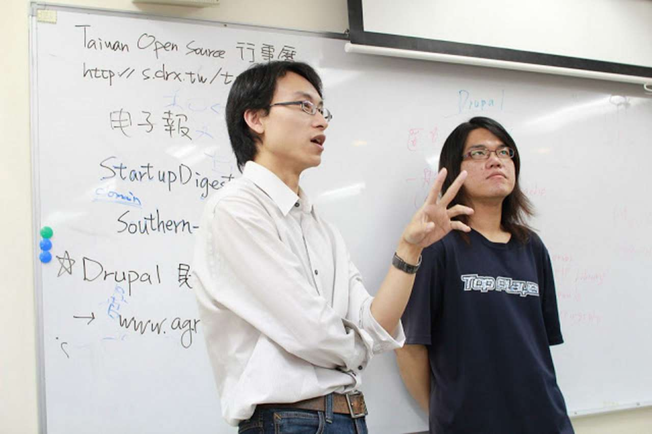 從興趣出發,以熱情持之以恆/專訪 Drupal Taiwan 正體中文支援站現任站長 Chris & James