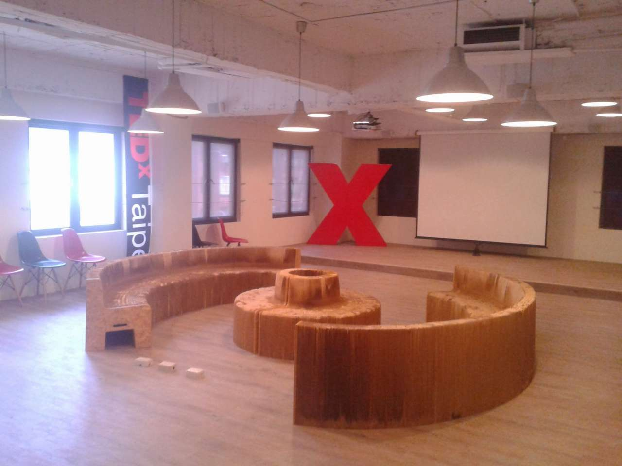TEDxTaipei 空間-下一代文藝復興的基地