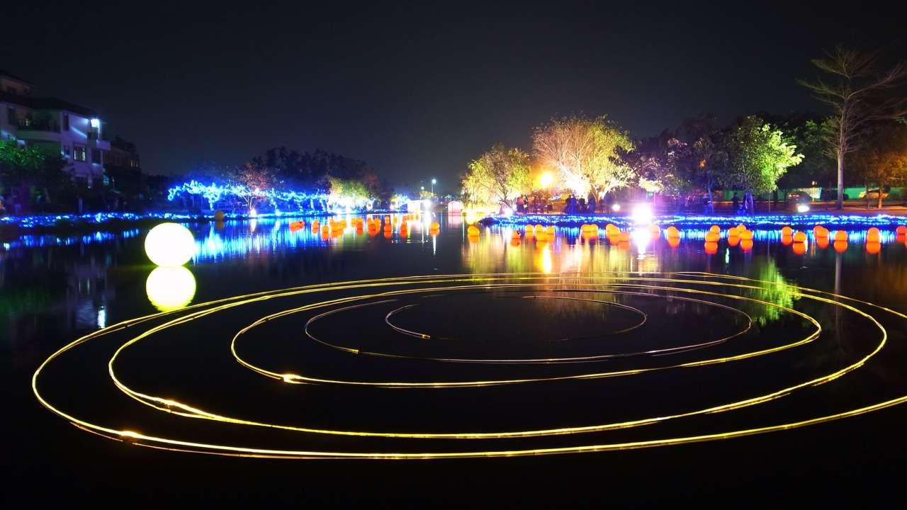 2014 月津港燈節