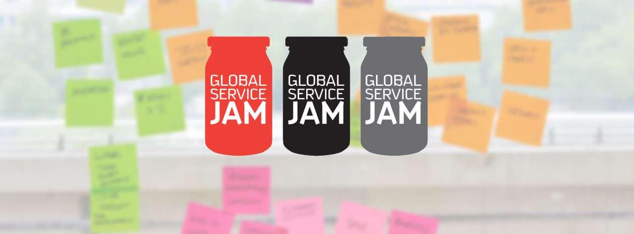 創意發亮,Global Service Jam 打造全新服務!