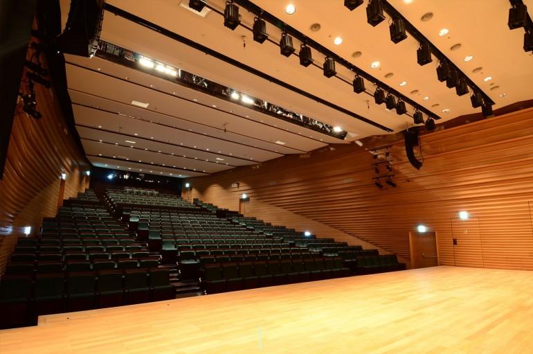 誠品表演廳-為表演藝術而生的廳堂