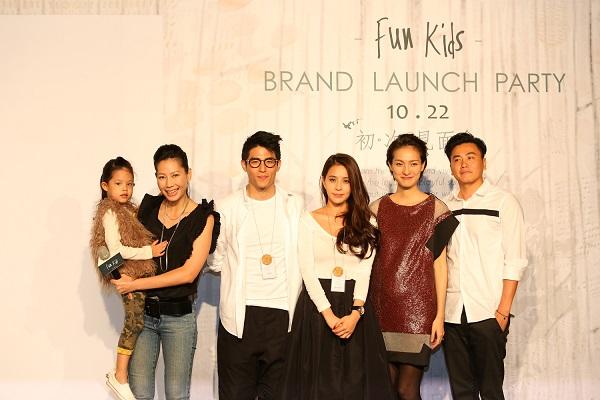 台灣童裝品牌新星「FUN KIDS」獨家為育幼院童設計冬衣