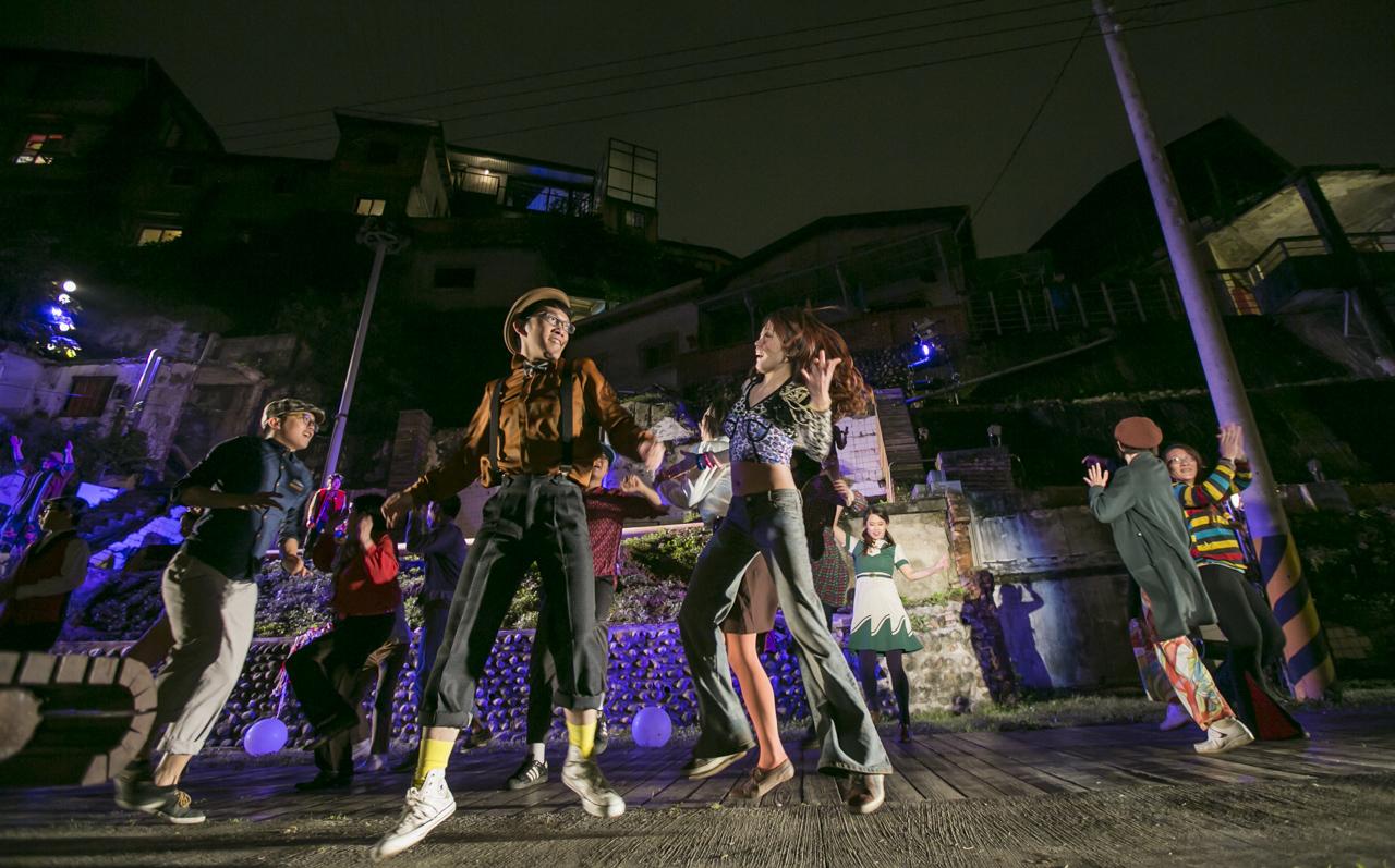 你所不知道的台北「寶藏巖國際藝術村-環境藝術燈節」2014年開幕回顧